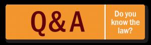 Q&A Title